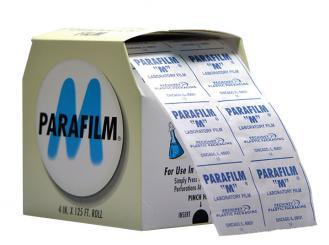 PARAFILM® M Verschlussfolie 100 mm x 38 m, 1x1 Rollen