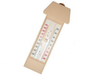 Maxima-Minima-Thermometer, quecksilberfrei 1x1 Stück