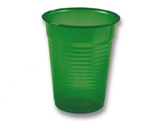 Universalbecher 180 ml, grün, 1x100 Stück