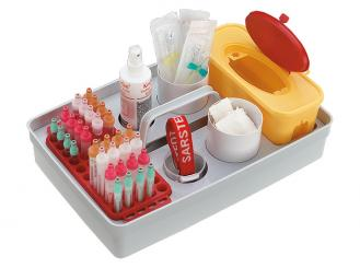 Safety-Tray Version IV 1x1 Set