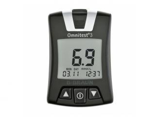 Omnitest® 3 Solo mmol/l 1x1 Stück