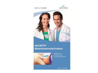 Leitfaden VACUETTE® Blutentnahmetechniken, 1x1 Stück