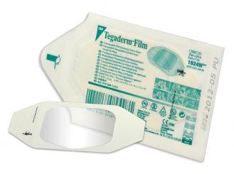 Tegaderm Film, 6 x 7 cm 1x100 Stück