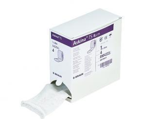 Askina® TS Bandage Gr. 4 / 8 cm für Fuß-/Beinverbände 1x1 Stück