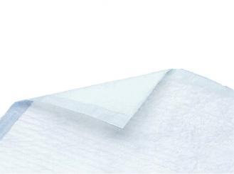 MoliNea® N Krankenunterlagen 40 x 60 cm, 20-lagig, blau, 1x100 Stück