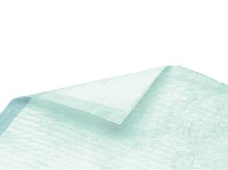 MoliNea® plus Krankenunterlagen 40 x 60 cm, grün, 1x150 Stück