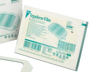 3M Tegaderm Film, 10x12cm 1x50 Stück