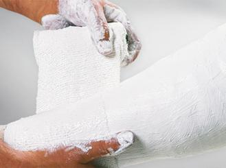 Cellona® Gipsbinden 10 cm x 2 m 1x10 Stück