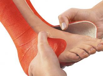 Cellacast® Xtra Binde 10 cm x 3,6 m orange 1x10 Stück