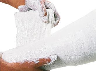 Cellona® Gipslonguette 20 m x 10 cm 1x1 Stück