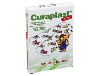 Curaplast® Kids 1,7 x 6 cm 1x15 Stück