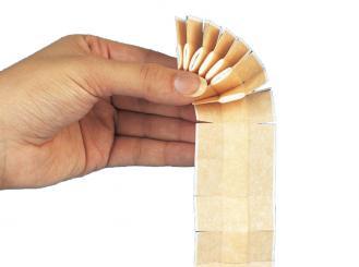 ServoINJEKT Injektionspflaster 2 x 4 cm, 1x250 Stück