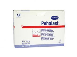 Peha-last® Mullbinde 6 cm x 4 m 1x20 Stück