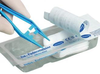 Peha®-Einmalinstrument Fadenzieh-Set, steril 1x1 Set