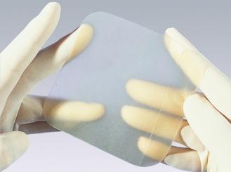 Hydrocoll® thin 7,5 x 7,5 cm steril mit sehr dünnem Hydrokolloid 1x10 Stück