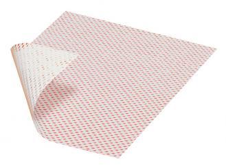 DracoTüll Silikon sterile, silikonbeschichtete Wundkontaktauflage, 10x10cm 1x10 Stück