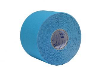 Kinesiologie Tape original, blau, 5 m x 5 cm 1x1 Rollen