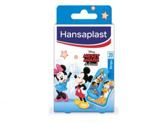 Hansaplast® Strips Junior Mickey & Friends 1x20 Stück