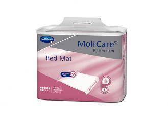 MoliCare® Premium Bed Mat 7 Tropfen 40 x 60 cm, pink 1x30 Stück