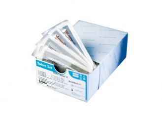 Praxis-Naht-Set Premilene®/Monosyn® 4x6 Stück