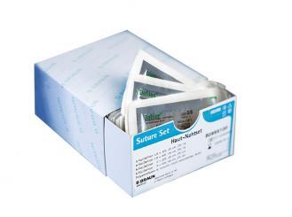 Praxis-Haut-Nahtset Dafilon® 4x6 Stück