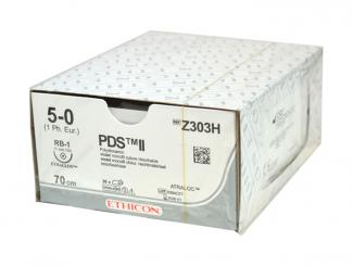 PDS® II violett monofil USP 5-0 metric 1 1x36 Stück
