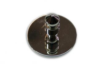 Plattenelektrode rund Ø 30 mm 1x1 Stück