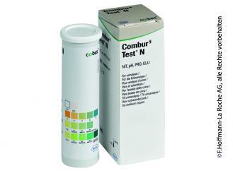Combur 4 Test® N 1x50 Teste