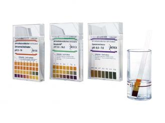 pH-Indikatorstäbchen nicht blutend pH 4 - 7, 1x100 Stück