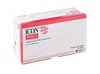 Icon® DS Strep-A-Test 1x25 Stück
