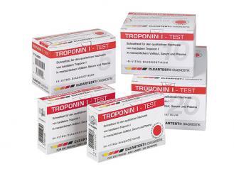 Cleartest® Troponin I-Test 1x5 Stück
