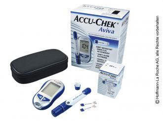 Accu-Chek® Aviva-Set mg/dl, 1x1 Stück