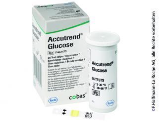 Accutrend® Glucose, 1x25 Teste