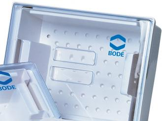 Bode Desinfektionswanne, 10 Liter, 390 x 290 x 170mm (L x B x H) mit Deckel 1x1 Stück