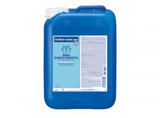 Sterillium® classic pure Händedesinfektionsmittel 1x5 Liter