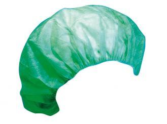 Med - Comfort Astronautenhaube grün 1x100 Stück