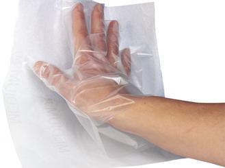 Soft-hand Copolymer steril, Größe L 1x50 Paar