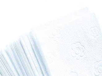 Fripa Handtücher Hochweiß 25 x 23 cm 20 x 150 Blatt 1x3000 Tücher Praxisbedarf