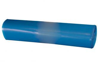 Müllsäcke 120 Liter ca. 70 x 110 cm blau 1x25 Stück Praxisbedarf