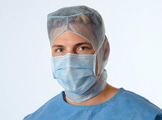 Foliodress® mask Protect Special, blau, 1x50 Stück