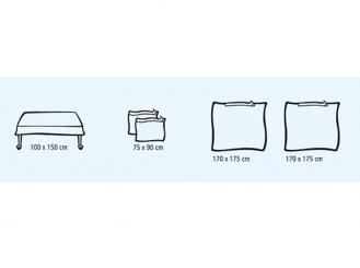 Foliodrape® Protect Basis-Set ambu, 1x9 Set