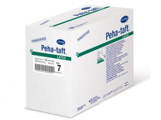 Peha-taft® Latex, OP-Handschuhe puderfrei, Gr. 7 50x2 Stück