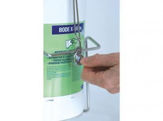 Sicherungsbügel BODE X-Wipes Wandhalter 1x1 Stück