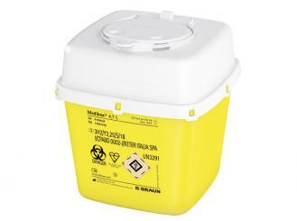 Medibox® 4,7 Liter Kanülensammler 1x1 Stück