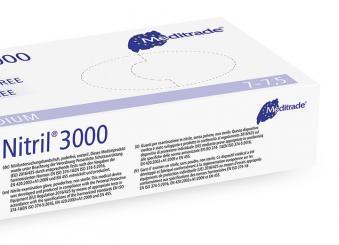 "B.Braun Vasco® Vinyl Powder-Free Größe ""XS"", unsteril 1x100 Stück"