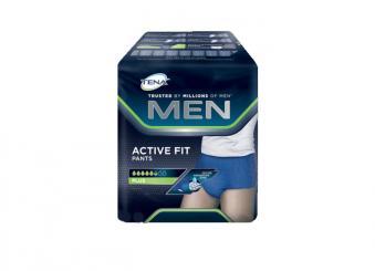 TENA MEN Pants Active Fit Pant Plus Gr. L 4x10 Stück