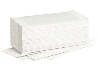 Fripa Ideal Handtücher hochweiß 25 x 23 cm 20 x 250 Blatt 1x5000
