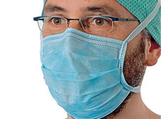 Foliodress® mask Protect Senso, blau 1x50 Stück