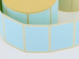 Etiketten für MELAprint® 60, blau, 6x1000 Stück