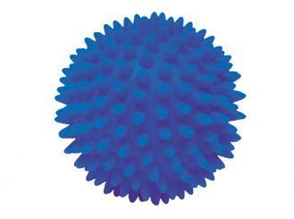 Igelball, groß, Ø 100 mm, blau 1x1 Stück